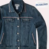 ペンドルトン ビーズ ジーンズ ジャケット/Pendleton Beaded Jean Jacket
