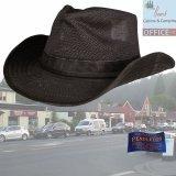 ペンドルトン メッシュ アウトバックハット(ダークブラウン)/Pendleton Weathered Cotton Mesh Outback Hat(Tobacco)