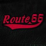 ワッペン ルート66(レッド・ブラック)/Patch Route 66