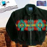 ペンドルトン ウール ウエスタン ジャケット(ブラック)M/Pendleton Wool Western Jacket(Black)