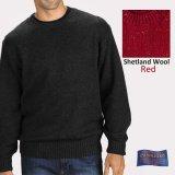ペンドルトン シェトランド ウール セーター(レッド)S/Pendleton Shetland Wool Sweater Red