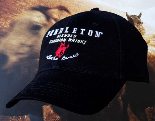 画像クリックで大きく確認できます Click↓1: ペンドルトン ロデオ キャップ(ブラック)/Pendleton Round Up Whisky Cap(Black)