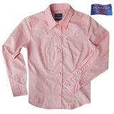ペンドルトン レディース ウエスタン シャツ(長袖・ピンク)/Pendleton Long Sleeve Western Shirt(Women's)