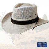 ペンドルトン メッシュクラウン シェイパブルブリム ハイカー ハット(パテ)L/Pendleton Shapable Hiker Hat(Putty)