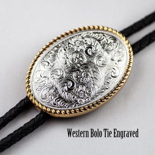 画像クリックで大きく確認できます Click↓1: ウエスタン ボロタイ/Western Bolo Tie