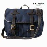フィルソン ラージショルダーバッグ(ネイビー)/Filson Medium Field Bag(Navy)