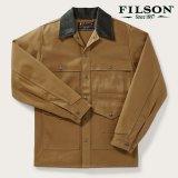 フィルソン キャンバス クルーザー ジャケット(ウォームタン)/Filson Canvas Cruiser Jacket(Warm Tan)