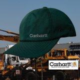 カーハート ロゴ キャップ(グリーン)/Carhartt Logo Cap(Green)