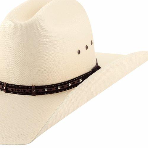 画像クリックで大きく確認できます Click↓2: ウエスタン ストロー ハット (アイボリー)/Western Straw Hat (Ivory)