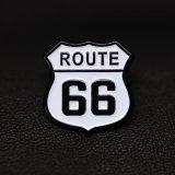 ルート66 ピンバッジ/Pin Route 66