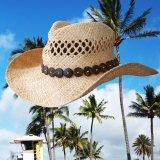 エディブロス ストローハット(ナチュラル)/Eddy Bros. Straw Hat(Natural)