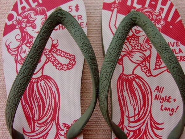 画像2: アメリカンイーグルアウトフィッターズ ビーチサンダル バリ(メンズ)/AE Flip Flop Bali(Mens)