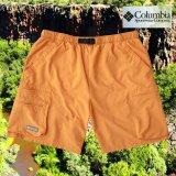 コロンビア リバーウォータートランク(ショートパンツ)オレンジ/Columbia Outdoors Water Trunk
