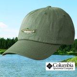 コロンビアスポーツウェア 刺繍 キャップ(レインボートラウト/グラス)/Columbia Sportswear Cap(Grass/Rainbow Trout)