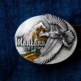 ベルト バックル モンタナイーグル Montana Eagle