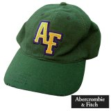 アバクロンビー&フィッチ キャップ(フォレストグリーン)/Abercrombie&Fitch Cap