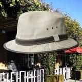 DPC ドーフマン パシフィック UPF50+ コットン ハット(カーキ)/Dorfman Pacific Cotton Hat(Khaki)
