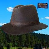 ペンドルトン オイルスキン ハット(ブラウン)/Pendleton Oilskin Hat