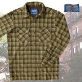 ペンドルトン ウールシャツ ボードシャツ ブロンズ・チャコールオンブレXS・S/Pendleton Board Shirt(Bronze Charcoal Ombre)