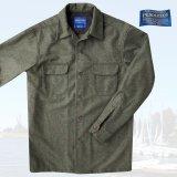 ペンドルトン ウールシャツ ボードシャツ ピートモスヘザーXS/Pendleton Board Shirt(Peat Moss Heather)