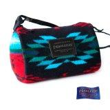 ペンドルトン ドップ バッグ (レッド スピリットオブザピープル)/Pendleton Dopp Bag With Strap(Red Spirit of the Peoples)