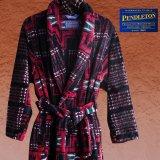 ペンドルトン ハーディング ウエスタン ローブ・ガウン/Pendleton Washable Robe(Harding)