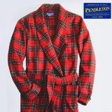 ペンドルトン ピュアーバージン ウール ローブ・ガウン(ブロディータータン)S/Pendleton Washable Whisper Wool Robe(Brodie Tartan)