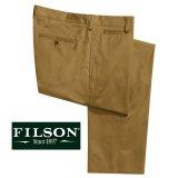 フィルソン ドレスパンツ(ブリティッシュカーキ)30/Filson Pants