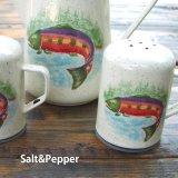 フィッシュ ソルト&ペッパーセット(レインボートラウト)/Salt&Pepper(Rainbow Trout)