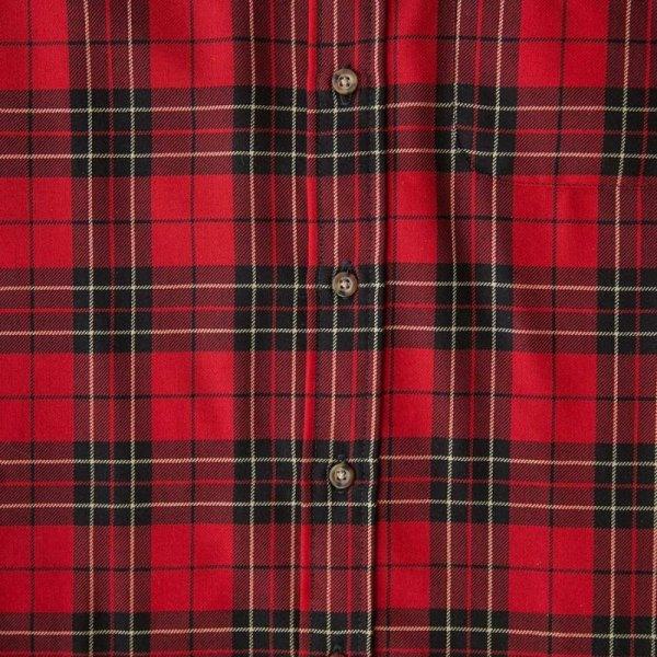 画像2: ペンドルトン サーペンドルトン ウールシャツ ブロディータータンS/Pendleton Sir Pendleton Wool Shirt(Brodie Tartan)