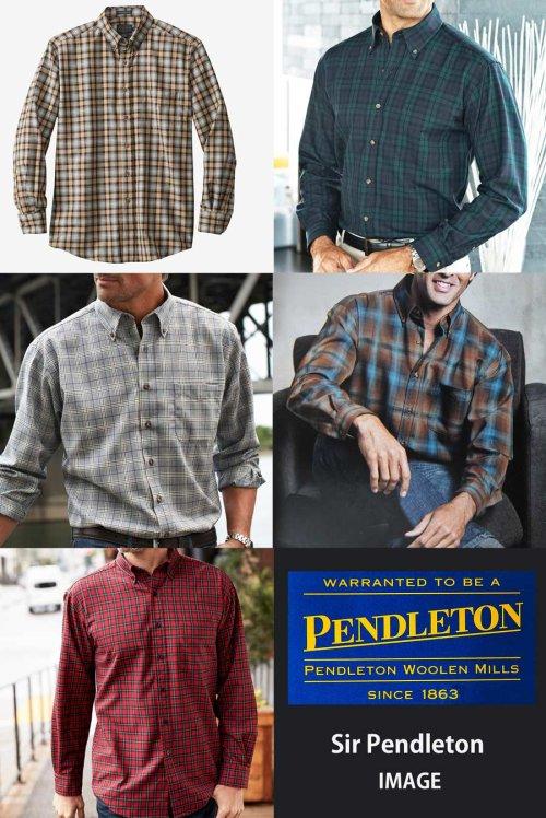 画像クリックで大きく確認できます Click↓3: ペンドルトン サーペンドルトン ウールシャツ ブロディータータンS/Pendleton Sir Pendleton Wool Shirt(Brodie Tartan)