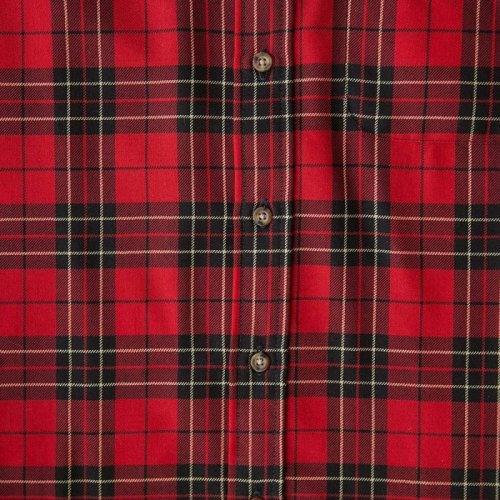 画像クリックで大きく確認できます Click↓2: ペンドルトン サーペンドルトン ウールシャツ ブロディータータンS/Pendleton Sir Pendleton Wool Shirt(Brodie Tartan)