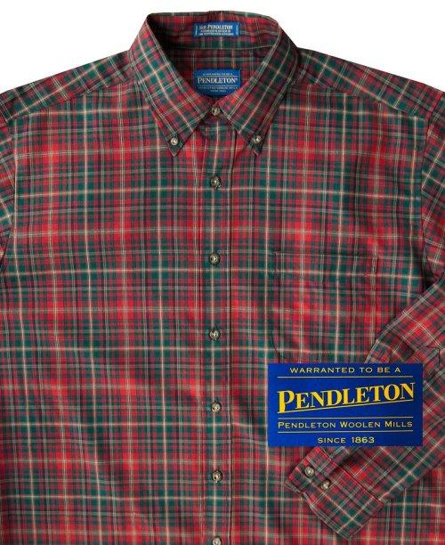 画像クリックで大きく確認できます Click↓2: ペンドルトン サーペンドルトン ウールシャツ マクダガルタータンL/Pendleton Sir Pendleton Wool Shirt(MacDougall Tartan)