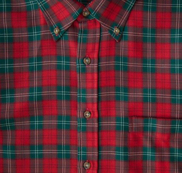 画像3: ペンドルトン サーペンドルトン ウールシャツ(レッド・グリーン・ホワイト)/Pendleton Sir Pendleton Wool Shirt(Red/Green/White)