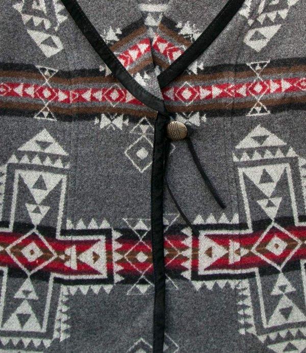画像3: ペンドルトン レディース ウール ベスト(クロスロード グレー)S/Pendleton Wool Vest Crossroads Grey(Women's)