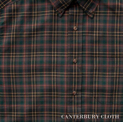 画像クリックで大きく確認できます Click↓2: ペンドルトン コットン・ウール ボタンダウンシャツ(長袖 /ブラウン)S/Pendleton Button-Down Shirt