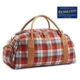 ペンドルトン トラベラー ダッフルバッグ<旅行かばん トラベルバッグ>(ラスト ビーチボーイズ プラッド)/Pendleton The Traveler Duffle Bag
