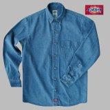 ディッキーズ デニム シャツS/Dickies Denim Shirt