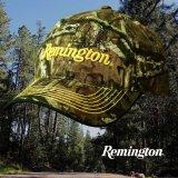 レミントン 刺繍ロゴ モッシーオーク カモ キャップ/Remington Mossy Oak Break Up Infinity Camo Cap