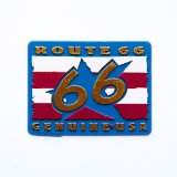 マグネット ルート66  Route 66 GENUINE USA