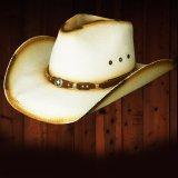ローンスター ウエスタン ストローハット(ナチュラル)/Western Straw Hat