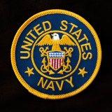 ワッペン アメリカ海軍 ユナイテッドステイツ ネイビー/Patch
