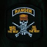 ワッペン レンジャー Ranger/Patch