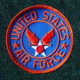 ワッペン USAF UNITED STATES★AIR FORCE/Patch