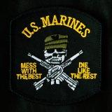 ワッペン US マリーンズ U.S. MARINES/Patch