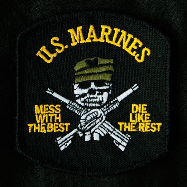 画像1: ワッペン US マリーンズ U.S. MARINES/Patch