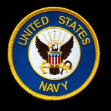 ワッペンアメリカ海軍 UNITED STATES NAVY/Patch