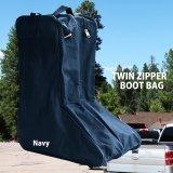 ブーツ バッグ(ネイビー)/Boot Bag(Navy)