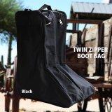 ブーツ バッグ(ブラック)/Boot Bag(Black)