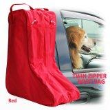 ブーツ バッグ(レッド)/Boot Bag(Red)